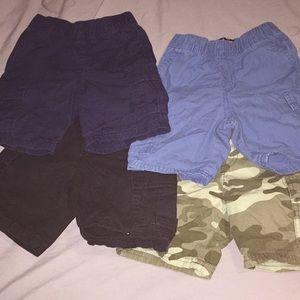 Bundle of toddler shorts